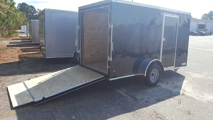 Anvil Enclosed Trailers