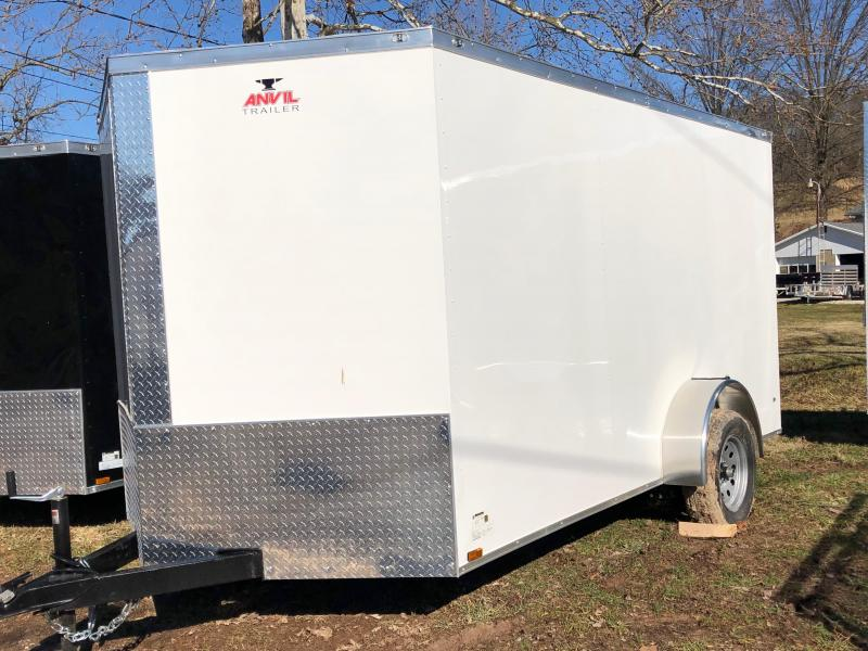 Anvil 7x10 Enclosed Trailer Factory Direct Lowest Price
