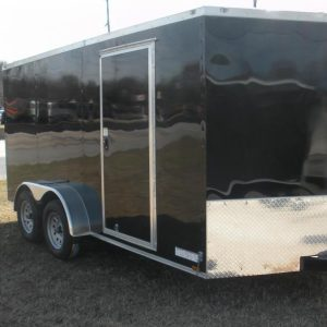 7x12 Enclosed Trailers For Sale Near Me
