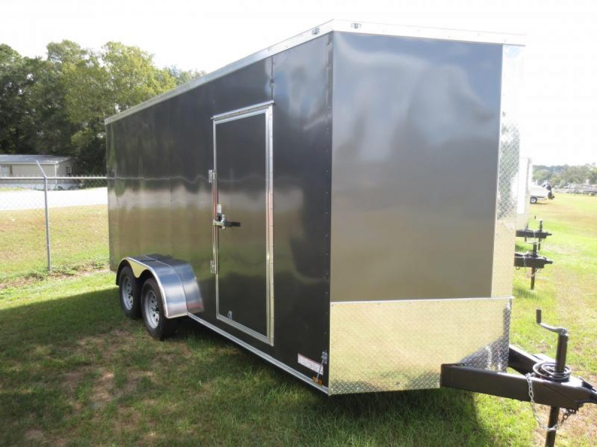 Anvil 7x18 Enclosed Trailer Factory Direct Lowest Price