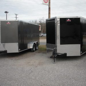 7x20 Enclosed Trailers For Sale Near Me