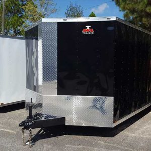 8.5x14 Enclosed Trailers For Sale Near Me