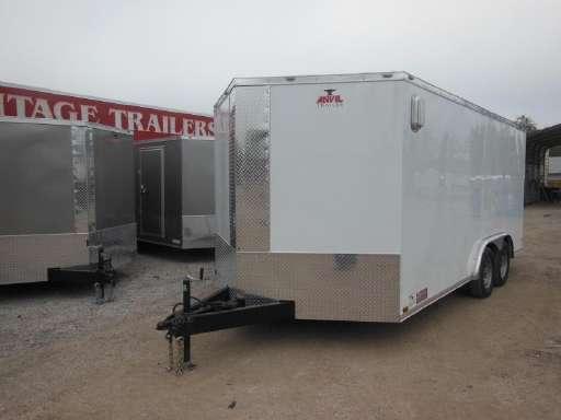 Rv Tires Near Me >> ⭐️Anvil Trailers⭐️8.5x20 Enclosed Trailers for sale in GA