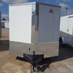 8.5x22 Enclosed Trailers For Sale Near Me